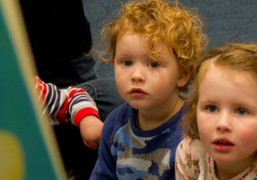 Story Time at Dee Why Library